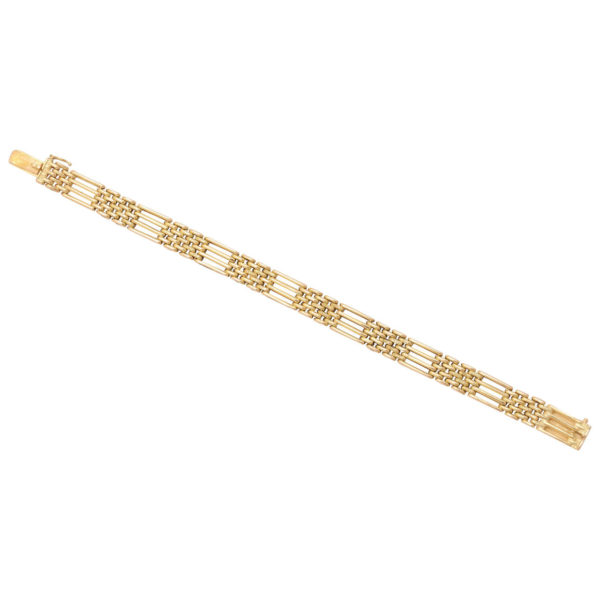 Russian Gold Bracelet, circa 1900