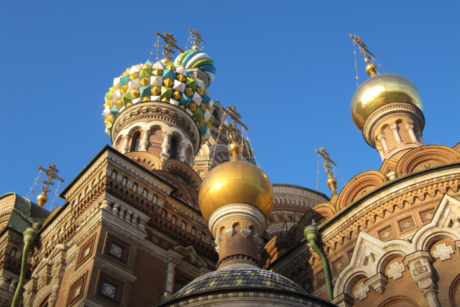 Guided Tours of St. Petersburg