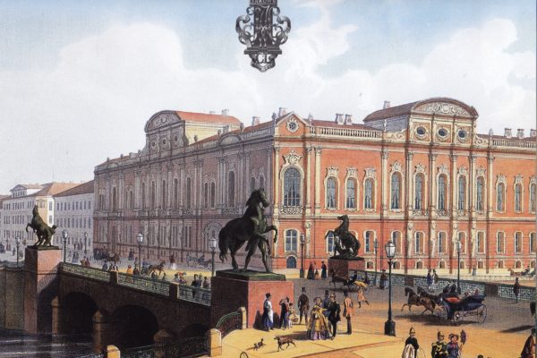 Guided Tours of St. Petersburg Russia